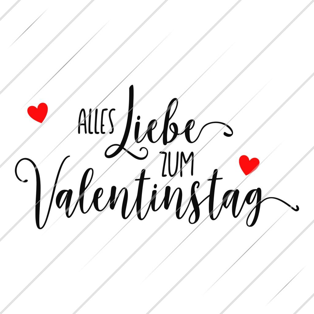 (v) Plotterdatei Valentinstag von PlotterDesings