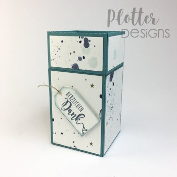 Plotterdatei  Magic Box mit Rand von PlotterDesigns