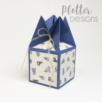 Plotterdatei Kronen Box von PlotterDesings