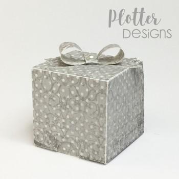 Plotterdatei Lippenbalsam Box mit Schleife von PlotterDesigns