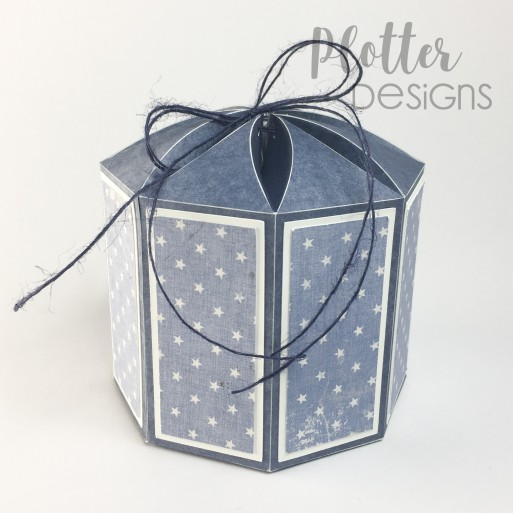 Plotterdatei Octagon Box von PlotterDesigns