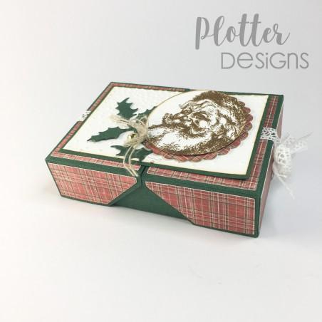 Plotterdatei Split Top Box von PlotterDesigns