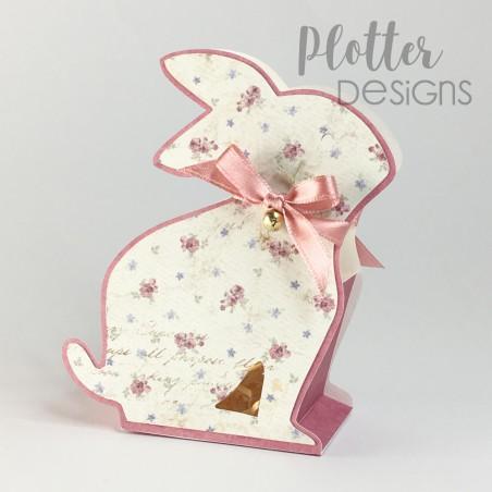 Plotterdatei Osterhase Box von PlotterDesigns