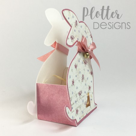 Plotterdatei Osterhase Box von PlotterDesigns