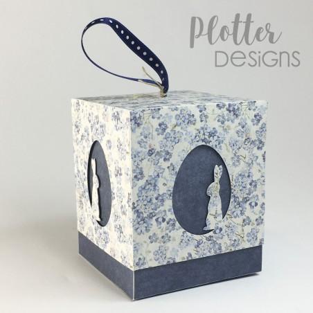 Plotterdatei Explosionsbox Osterhase von PlotterDesigns