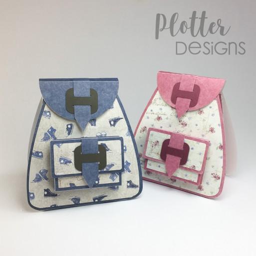 Plotterdatei Rucksack von PlotterDesigns