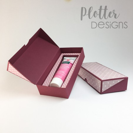 Plotterdatei Handcreme Box von PlotterDesigns