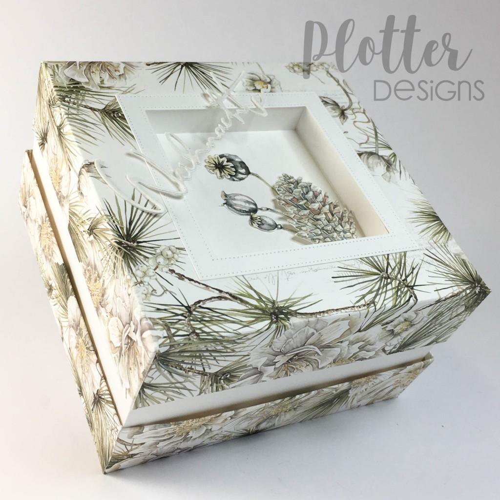 Plotterdatei Frame Box von PlotterDesings