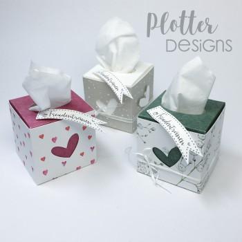 Plotterdatei Mini Tissue Box